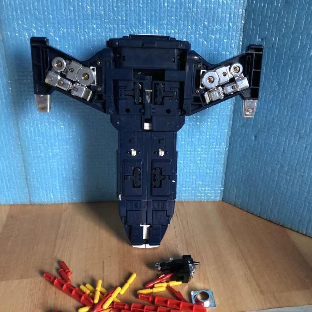 美品 DX超合金 GC-20 宇宙刑事シャイダー 超次元戦闘母艦 バビロス_画像6