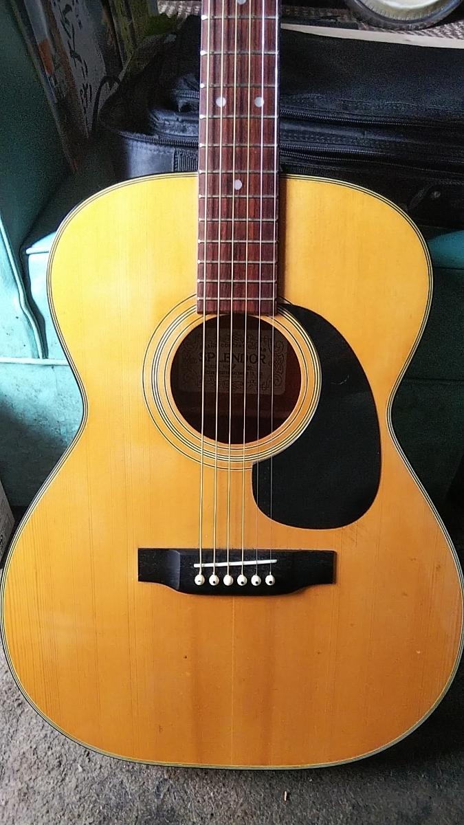 黒澤ギター製作所 KUROSAWA SPLENDOR F-150 完全オリジナル 完全調整品 美品_画像2