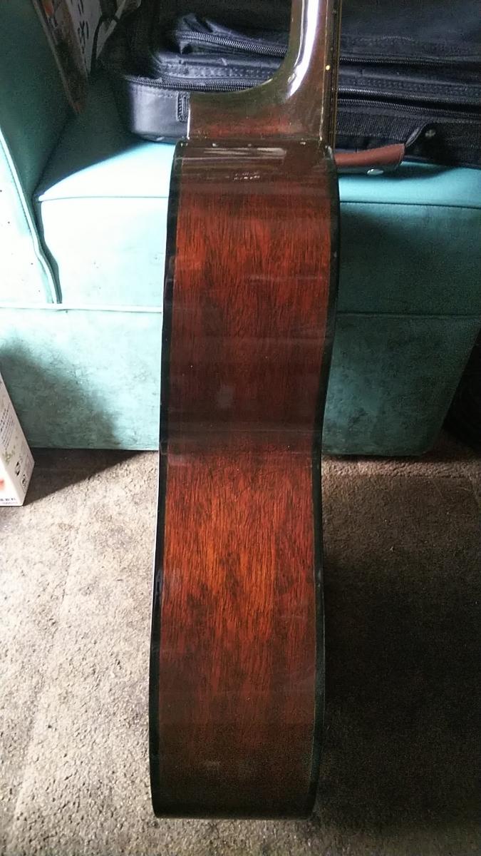 黒澤ギター製作所 KUROSAWA SPLENDOR F-150 完全オリジナル 完全調整品 美品_画像4