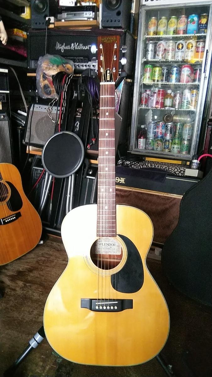 黒澤ギター製作所 KUROSAWA SPLENDOR F-150 完全オリジナル 完全調整品 美品_画像1