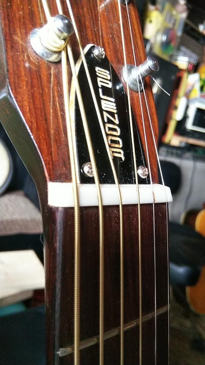 黒澤ギター製作所 KUROSAWA SPLENDOR F-150 完全オリジナル 完全調整品 美品_画像7