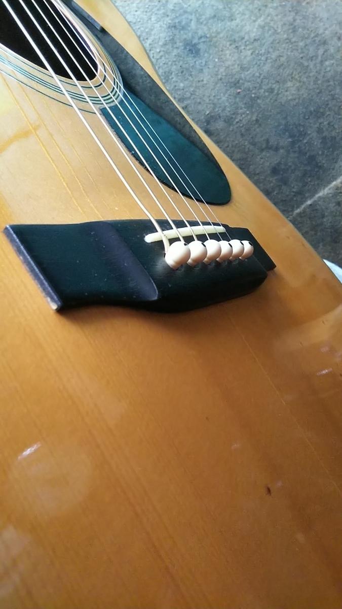 黒澤ギター製作所 KUROSAWA SPLENDOR F-150 完全オリジナル 完全調整品 美品_画像9