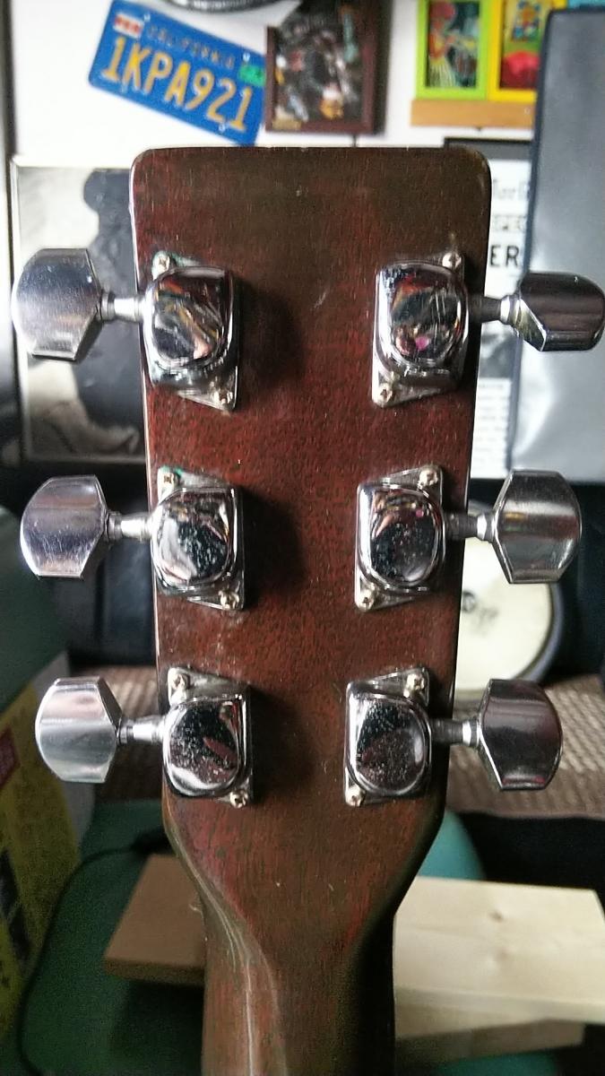 黒澤ギター製作所 KUROSAWA SPLENDOR F-150 完全オリジナル 完全調整品 美品_画像6