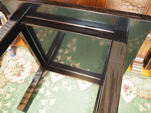 ☆漆塗 テーブル ☆桜 ☆漆 ☆小さめのテーブル ☆綺麗な桜の花びら模様_画像10