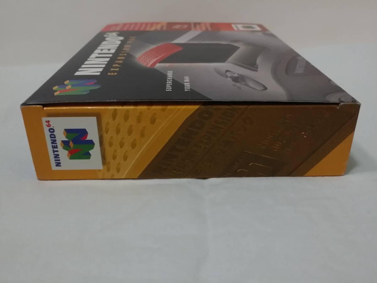 N64 海外版 Expansion Pak Memory Pack メモリー拡張パック ハイレゾパック nus-007 nus-012 箱説付き 北米版_画像8