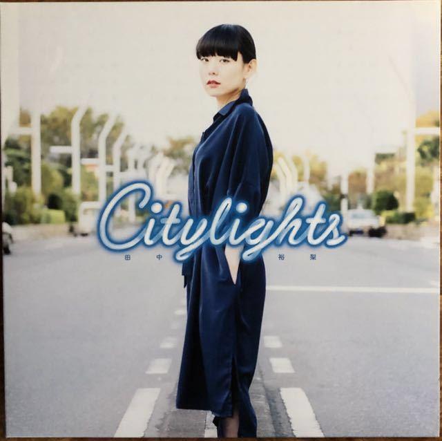 【LP 12inch】人気盤!CITYLIGHTS 田中裕梨 CITYPOP 和モノDJ 真夜中のドア