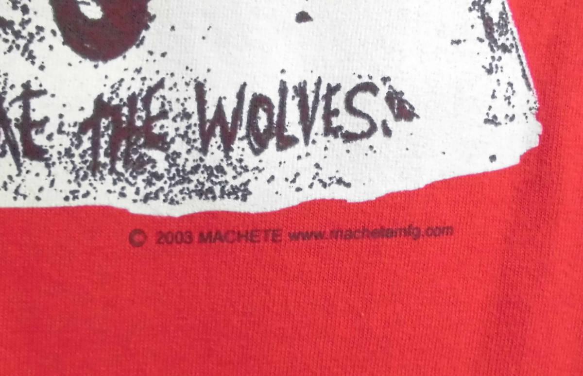 ●美品◆サマソニ2019出演 RANCID ランシド オフィシャル and out come the wolves Tシャツ S バンドT_画像3