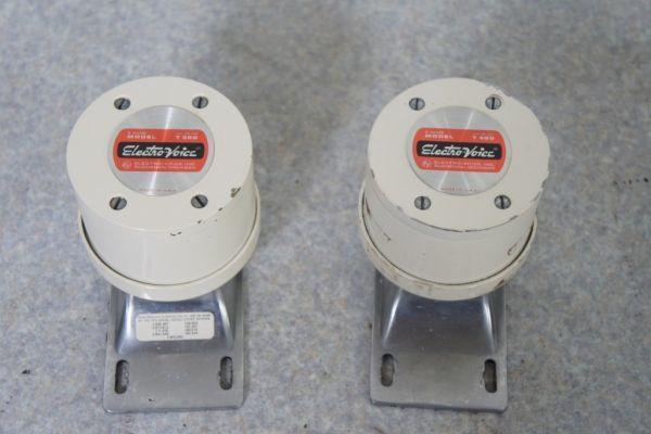 A184606G] Electro-Voice エレクトロボイス T350 ホーン型 ツィーターペア EV_画像4