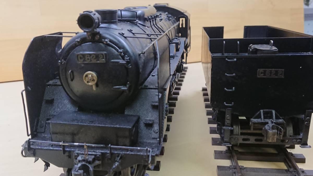 世界に数個。コレクター放出品 鉄道模型 蒸気機関車 C62 2
