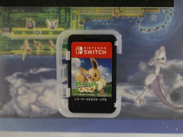 H7278 Nintendo SWITCH ポケットモンスター Let's Go! イーブイ _画像3