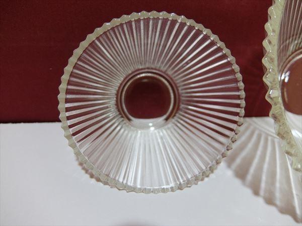 H11●クリスタルガラス ガラス鉢 大鉢小鉢 合わせて20客 お買い得 そうめん ひやむぎ 和え物 つけめん デザート ボール_画像6