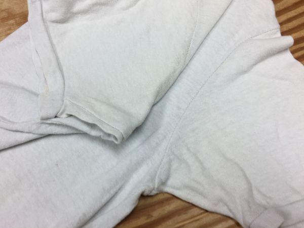 【送料240円】Americana アメリカーナ 半袖Tシャツ レディース コットン100% アメカジ 日本製 ライトグレー_画像3