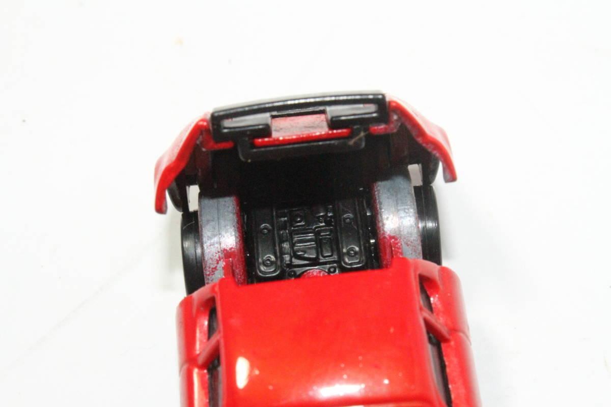 ☆ミニカー祭☆ トミカ 外国車シリーズ フェラーリ BB 512 SCALE 1/62 F57 日本製 青箱_画像8