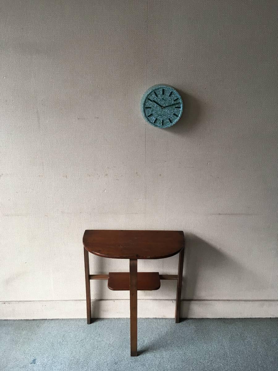 ◯ヴィンテージ デッドストック 東京時計 電子シリコンクロック 時計 スペースエイジ ポストモダン レトロポップ レトロ ヴィンテージ◯_画像6