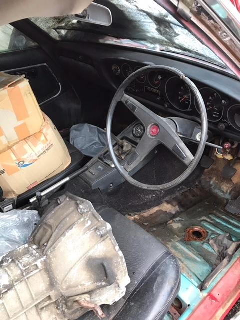 売り切り トヨタ セリカ ダルマ TA22 書類付きフレーム及び部品取りフレーム 2台セット 旧車 _画像6