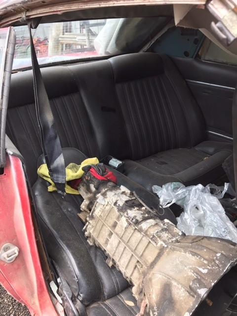売り切り トヨタ セリカ ダルマ TA22 書類付きフレーム及び部品取りフレーム 2台セット 旧車 _画像5