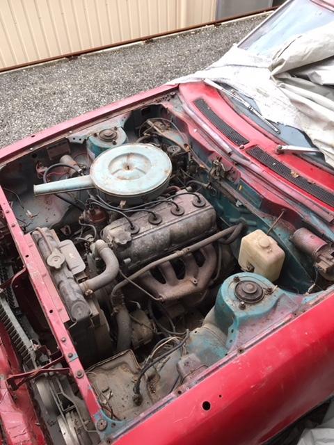 売り切り トヨタ セリカ ダルマ TA22 書類付きフレーム及び部品取りフレーム 2台セット 旧車 _画像7