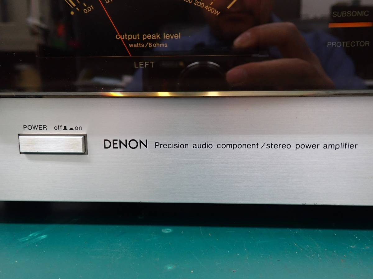 DENON POA-3000 ステレオパワーアンプ