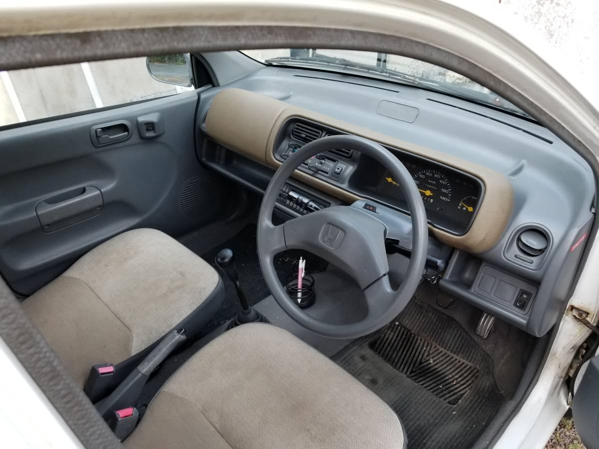 トゥデイ 5MT 4WD_画像5