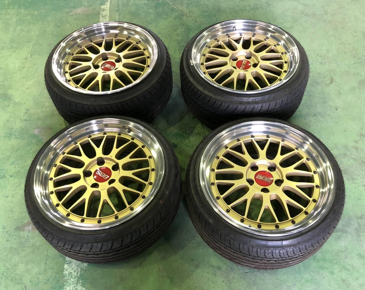 BBS LM 18×9J+40 ×2本 18×10J+20 ×2本 計4本