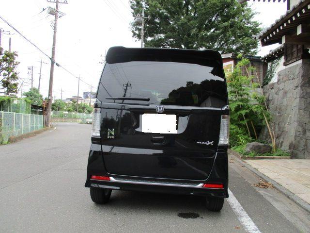 N BOX モデューロX Gターボ 28年式 33000km 黒 ワンオーナー ★埼玉から_画像10