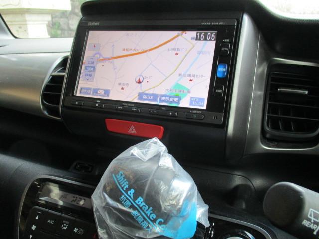N BOX モデューロX Gターボ 28年式 33000km 黒 ワンオーナー ★埼玉から_画像6