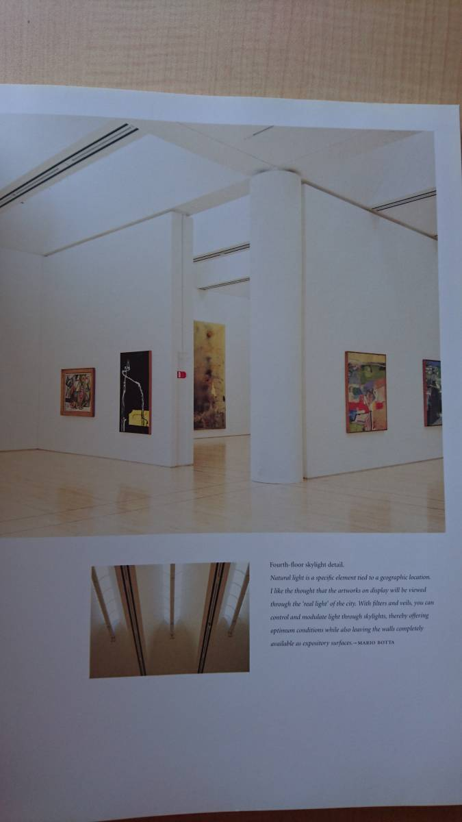THE MAKING OF A MODERN MUSEUM San Francisco Museum of Modern Art 洋書 O2483_画像3