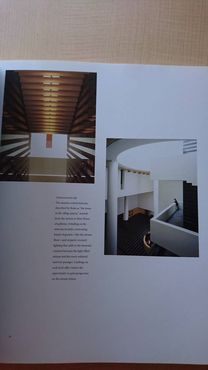 THE MAKING OF A MODERN MUSEUM San Francisco Museum of Modern Art 洋書 O2483_画像4
