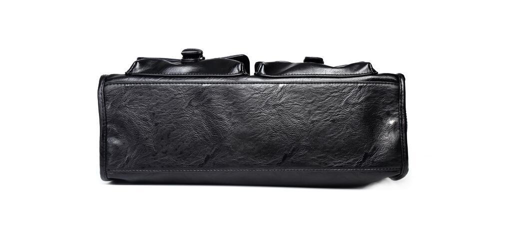 絶賛発売中商品 高品質トートバッグ 通勤書類鞄 男女兼用 大容量 PC14 A4対応 ビジネスバッグ 収納便利鞄_画像7