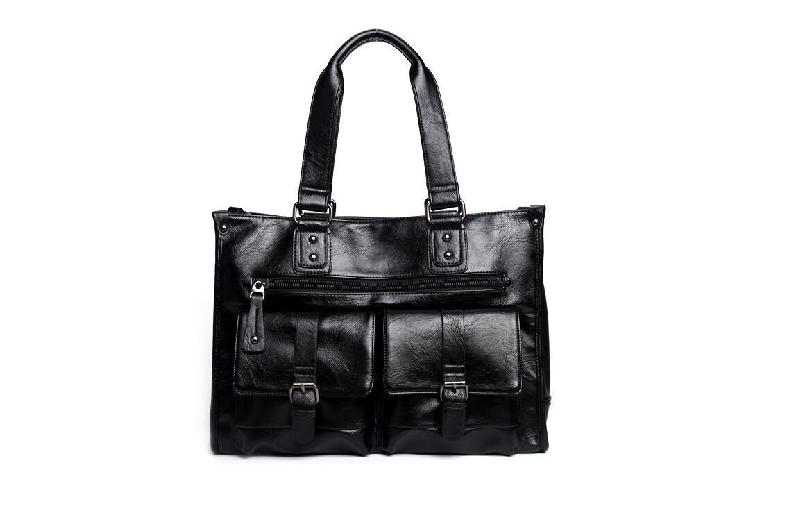 絶賛発売中商品 高品質トートバッグ 通勤書類鞄 男女兼用 大容量 PC14 A4対応 ビジネスバッグ 収納便利鞄