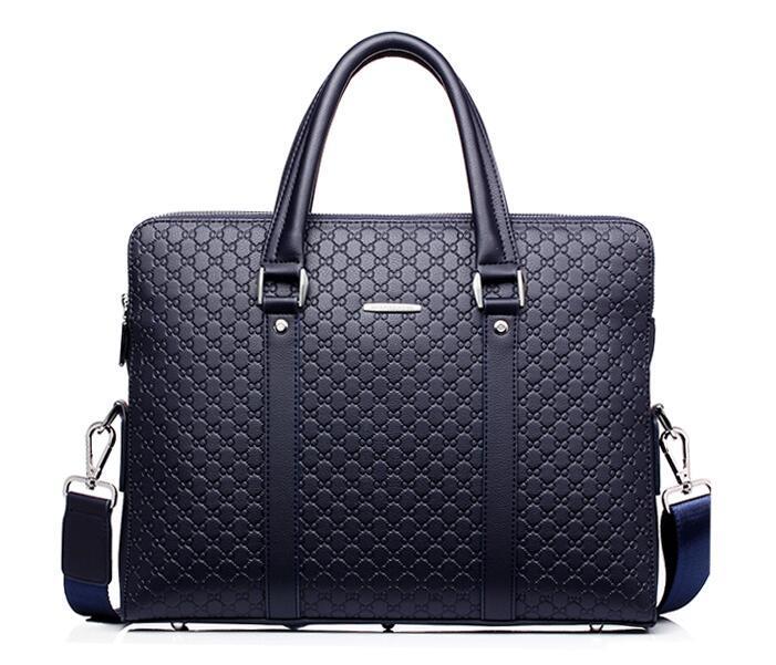 高品質 ブリーフケース、書類かばん 2WAYトートバッグ 大容量 PC14 A4対応 ビジネスバッグ
