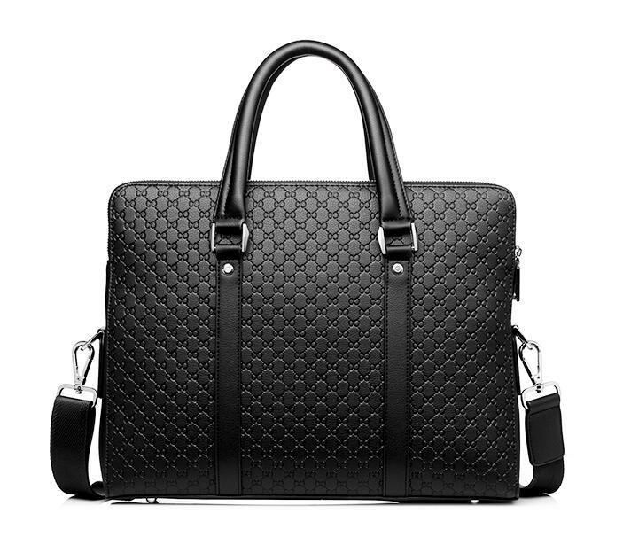 高品質トートバッグ 通勤書類鞄 男女兼用 大容量 PC14 A4対応 ビジネスバッグ 収納便利鞄_画像2