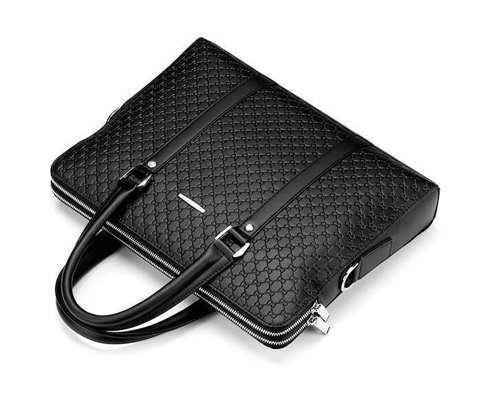 高品質トートバッグ 通勤書類鞄 男女兼用 大容量 PC14 A4対応 ビジネスバッグ 収納便利鞄_画像3