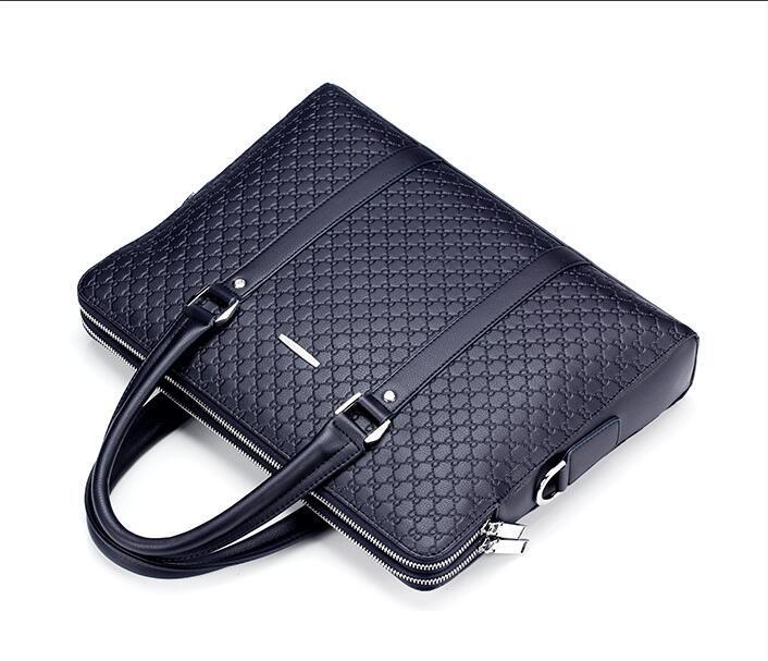高品質 ブリーフケース、書類かばん 2WAYトートバッグ 大容量 PC14 A4対応 ビジネスバッグ _画像3