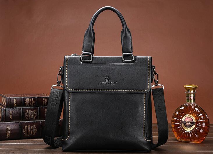 高品質綺麗メンズバッグビジネスバッグ大容量 2WAYトートバッグ 付属肩掛け 斜め掛鞄 男女兼用 大容量IPAD対応 収納便利鞄