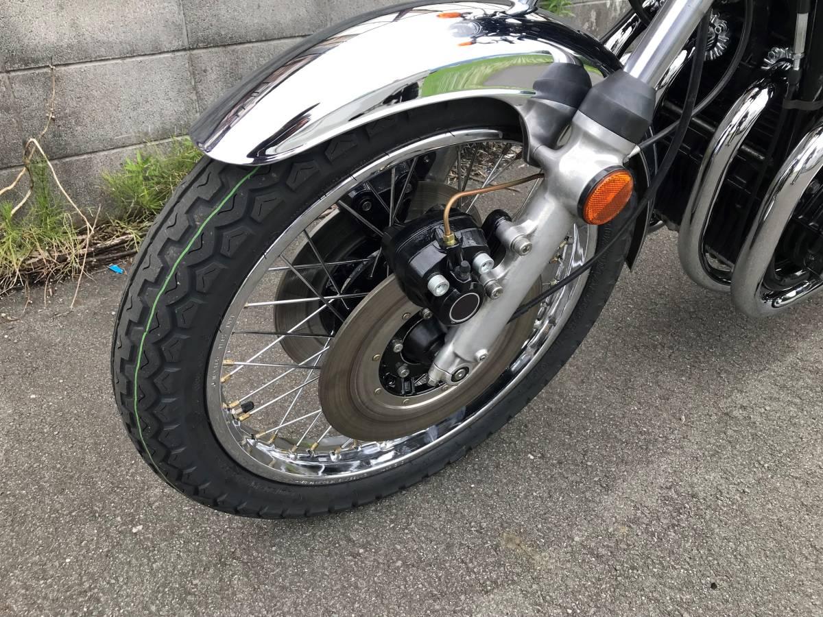 KAWASAKI Z1 Z900 Z1E 実働車 Z2 Z750 名車 MK2 FX400 旧車 1円~_画像9