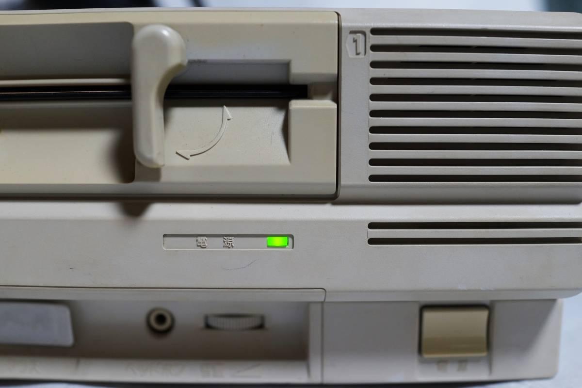 ★☆PC-8801MA2 動作確認済 内部状態良好☆★_画像6