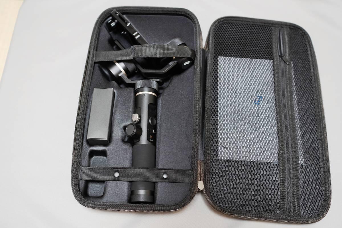 ジンバル FeiyuTech G6 plus ミラーレス アクションカム対応_画像3