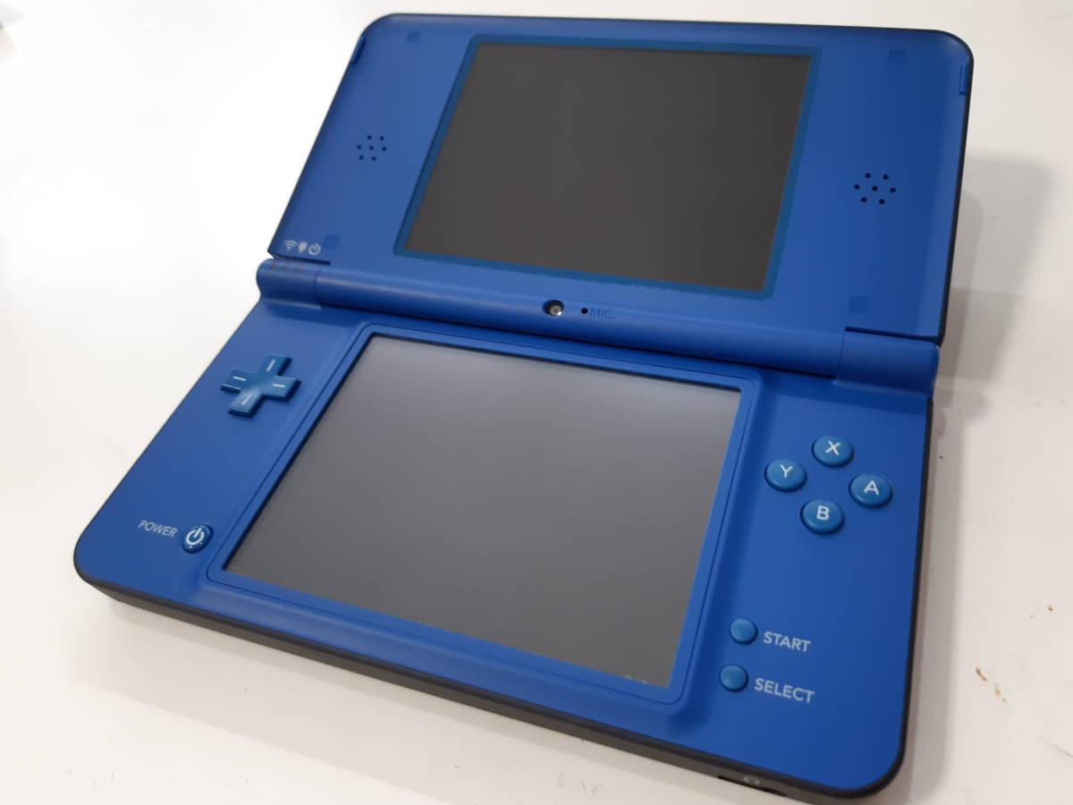 【動作確認済み】《綺麗》Nintendo 任天堂 DSiLLブルー本体_画像2