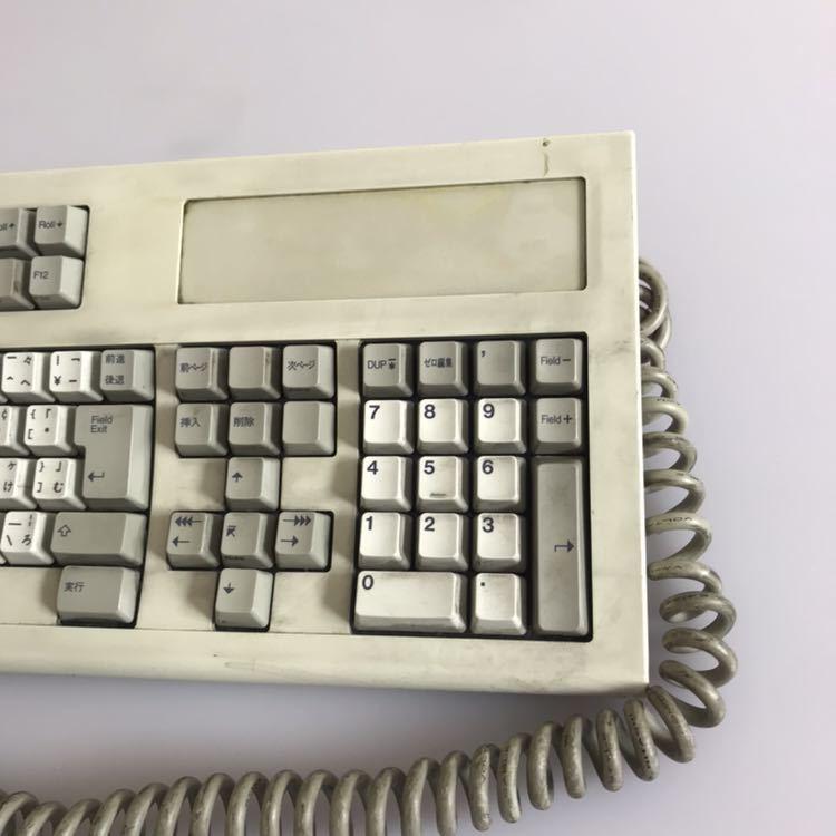 IBM メカニカルキーボード 3479JA1 (3479-JA1)ジャンク品_画像3