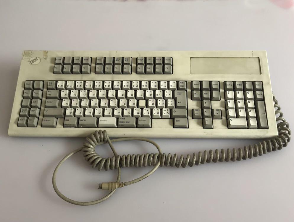 IBM メカニカルキーボード 3479JA1 (3479-JA1)ジャンク品