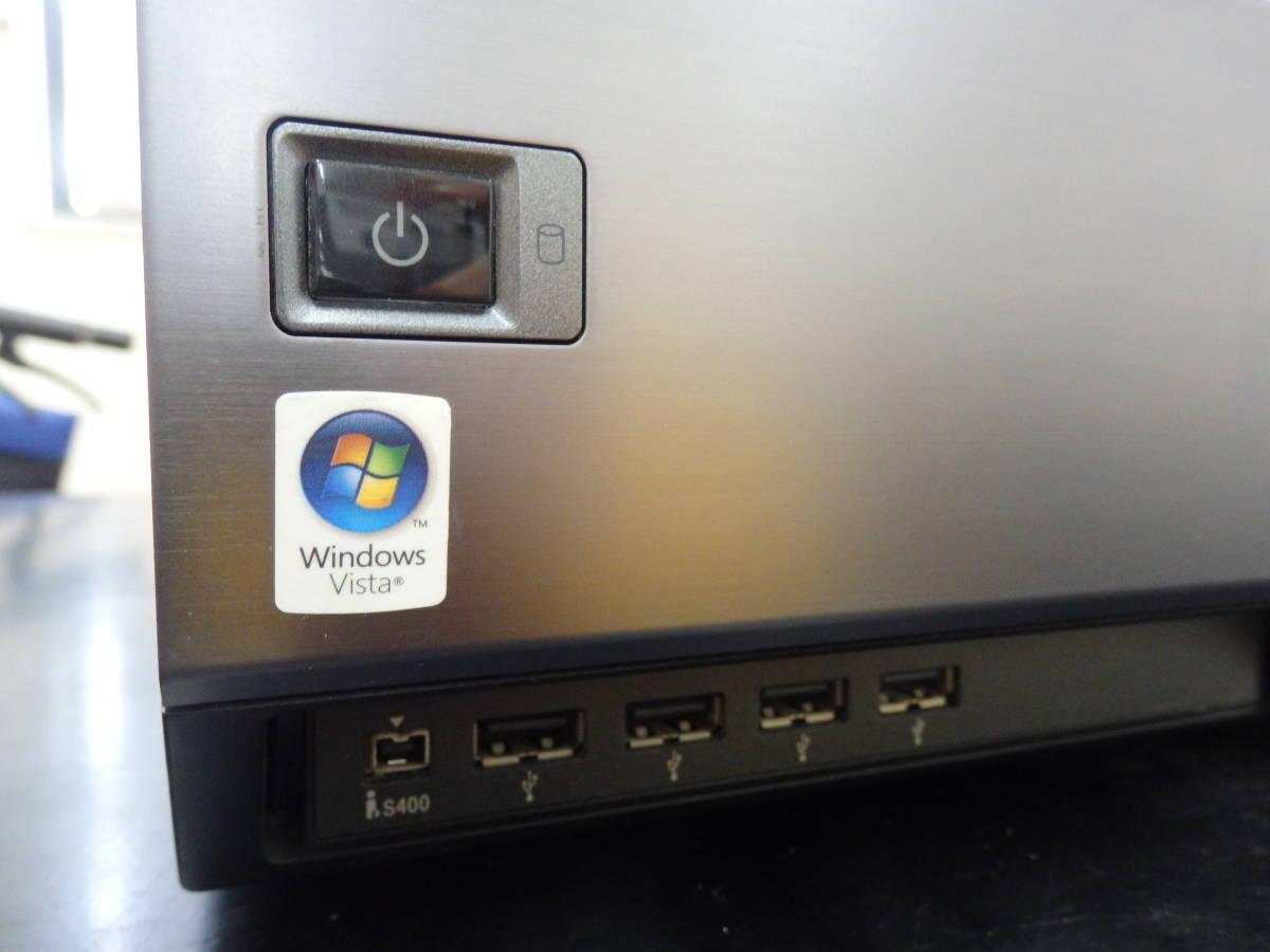 ☆ SONY VAIO PCV-AD1N PCV-A86N アクセスユニットとメインユニットセット Windows Vista Ultimate Adobe Premiere Pro CS3 _画像2