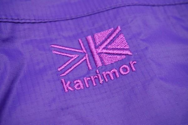 Karrimorカリマー 防水透湿Weathertiteジャケット レディース英国10号 日本M~L相当 パープル_画像6