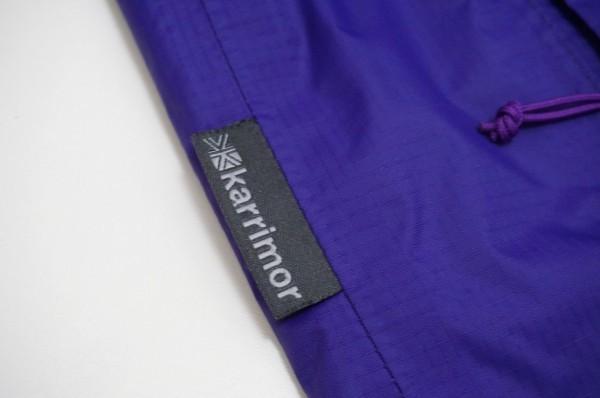 Karrimorカリマー 防水透湿Weathertiteジャケット レディース英国10号 日本M~L相当 パープル_画像5