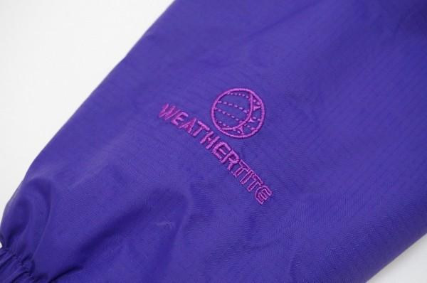 Karrimorカリマー 防水透湿Weathertiteジャケット レディース英国10号 日本M~L相当 パープル_画像7