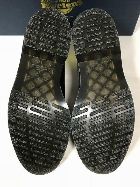 新品 ドクターマーチン Dr.Martens イギリス製 ビジネスシューズ 革靴 ポストマンシューズ レザーシューズ UK 冠婚葬祭 ブーツ ブラック_画像7