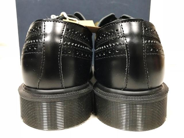 新品 ドクターマーチン Dr.Martens イギリス製 ビジネスシューズ 革靴 ポストマンシューズ レザーシューズ UK 冠婚葬祭 ブーツ ブラック_画像6