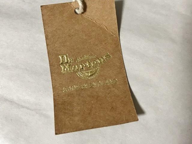新品 ドクターマーチン Dr.Martens イギリス製 ビジネスシューズ 革靴 ポストマンシューズ レザーシューズ UK 冠婚葬祭 ブーツ ブラック_画像9