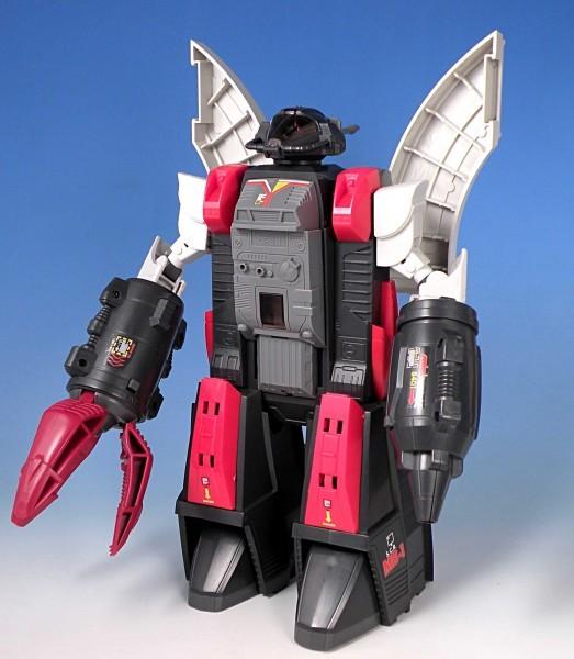 【中古】メカボット1 トランスフォーマー G1 ジャンク 検)オメガスプリーム ダイアクロン pre Transformers ガデプ_画像3