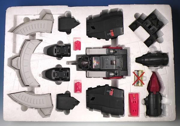 【中古】メカボット1 トランスフォーマー G1 ジャンク 検)オメガスプリーム ダイアクロン pre Transformers ガデプ_画像6